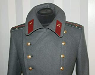 russian military greatcoat