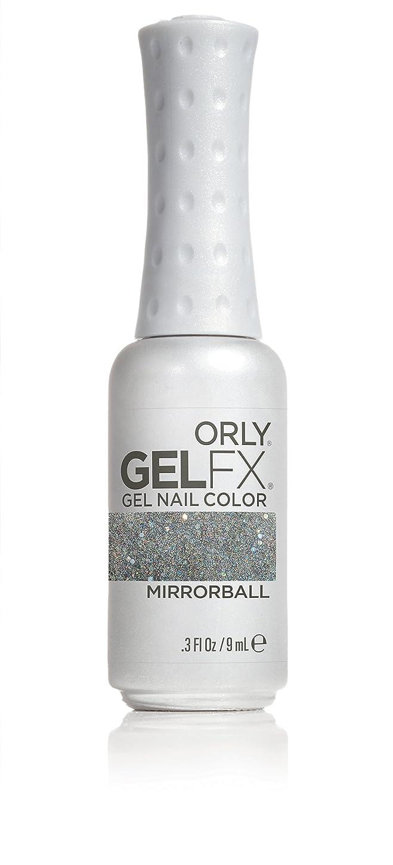 アレキサンダーグラハムベル入手します抽出Orly GelFX Gel Polish - Mirrorball - 0.3oz / 9ml