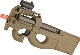 Evike FN Herstal Licensed P90 Full Size Metal Gearbox Airsoft AEG