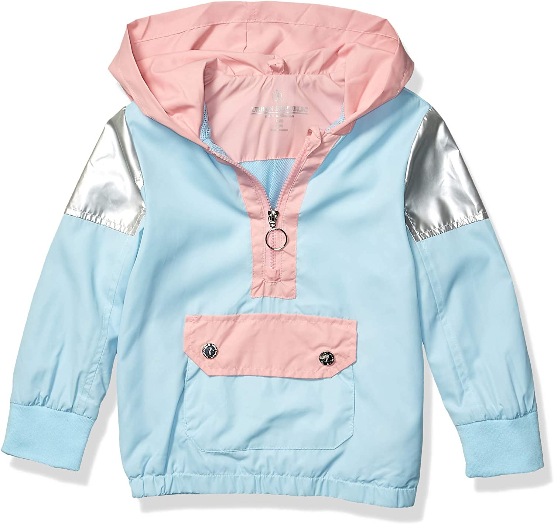 Branded goods Cheap mail order sales URBAN REPUBLIC Girls Windbreaker Jacket Pullover