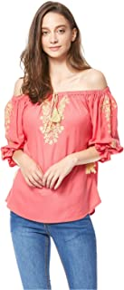 Blouse With Embroidery for Women