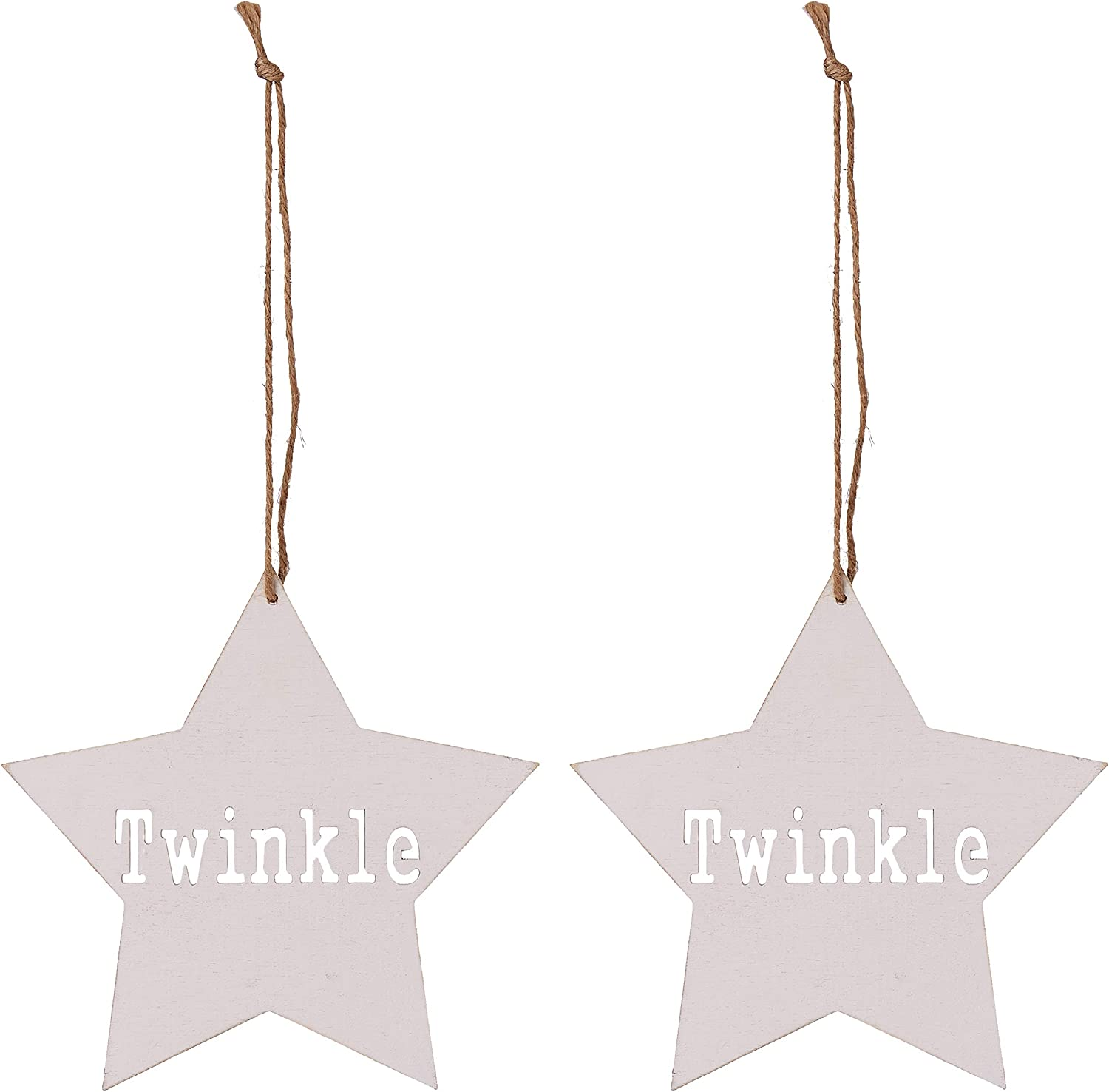OmniReselling Hanging 4 years warranty Star Limited time for free shipping with'TWINKLE' Pack Unspec Cutout 2