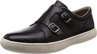Amazon.es: zapatos monk hombre - Negro