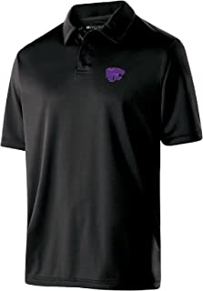 Ouray Sportswear NCAA Kansas State Wildcats Men's Men's Shift Polo