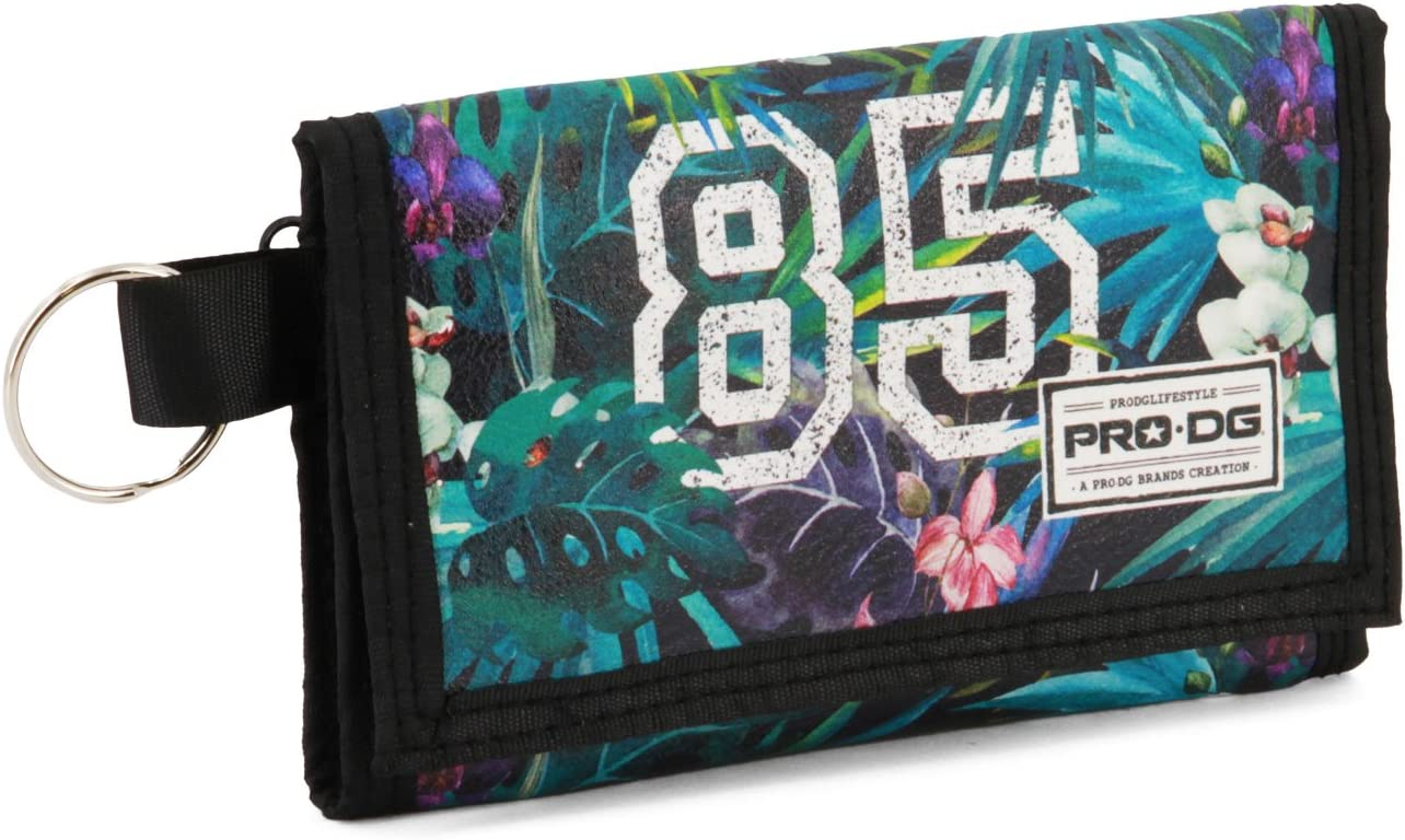 PRODG Jungle-Freestyle Wallet Coin Pouch, 14 cm, Green