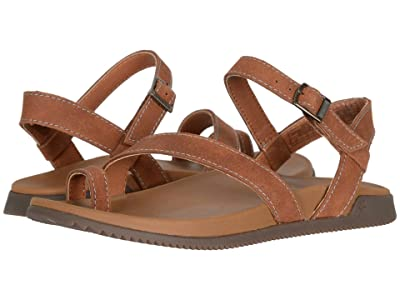 Chaco Tulip (Toffee) Women