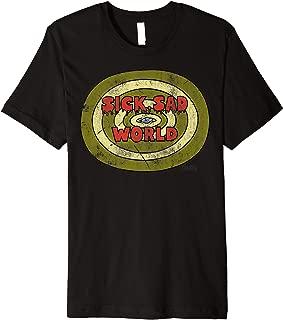Sick Sad World Inverted Logo Premium T-Shirt