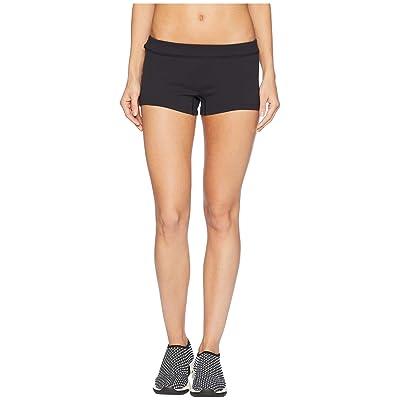 Reebok CrossFit(r) Chase Shortie Shorts (Black) Women