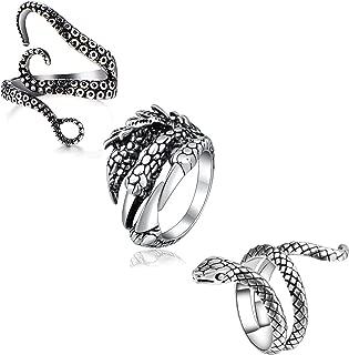snake bracelet ring