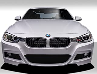 Extreme Dimensions Duraflex Replacement for 2012-2018 BMW 3 Series F30 M Sport Look Front Bumper Cover - 1 Piece