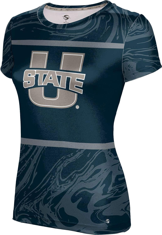 ProSphere Utah State University Girls' Performance T-Shirt (Ripple)
