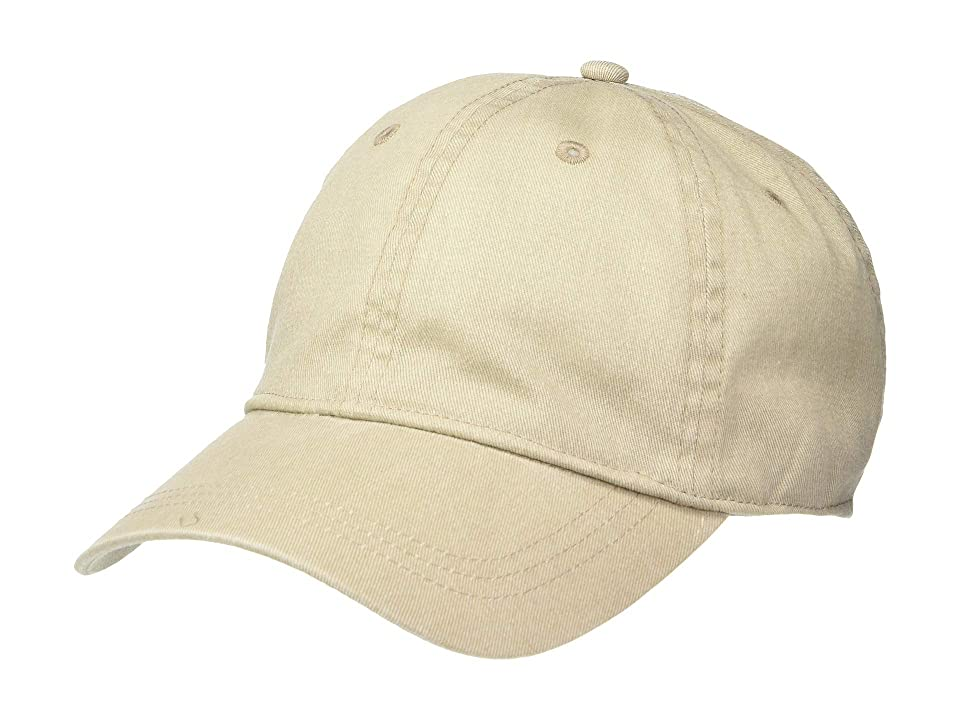Michael Stars Joey Washed Baseball Cap (Castle) Baseball Caps, Multi