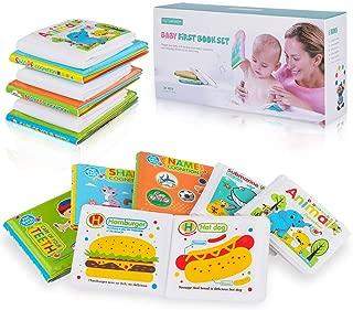 waterproof baby books