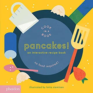 Pancakes! (Cook in a Book)