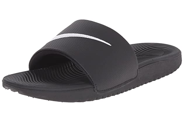 b6dfb9090141 Nike Kids  Kawa Slide (GS PS) Athletic Sandal
