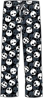 Disney Nightmare Before Christmas Faces Men's Lounge Pants