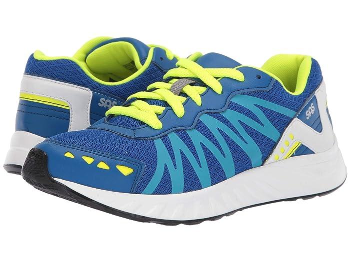 SAS Tempo (Blue/Turquoise) Women's Shoes