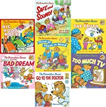 The Berenstain Bears Book Set (7) : The Berenstain Bears and the Bad Dream - The Berenstain Bears Go to the Doctor - The Berenstain Bears and the Big Road Race - Safe and Sound - Berenstain Bears and the Big Road Race - Think of Those in Need (An Unofficial Box Set)