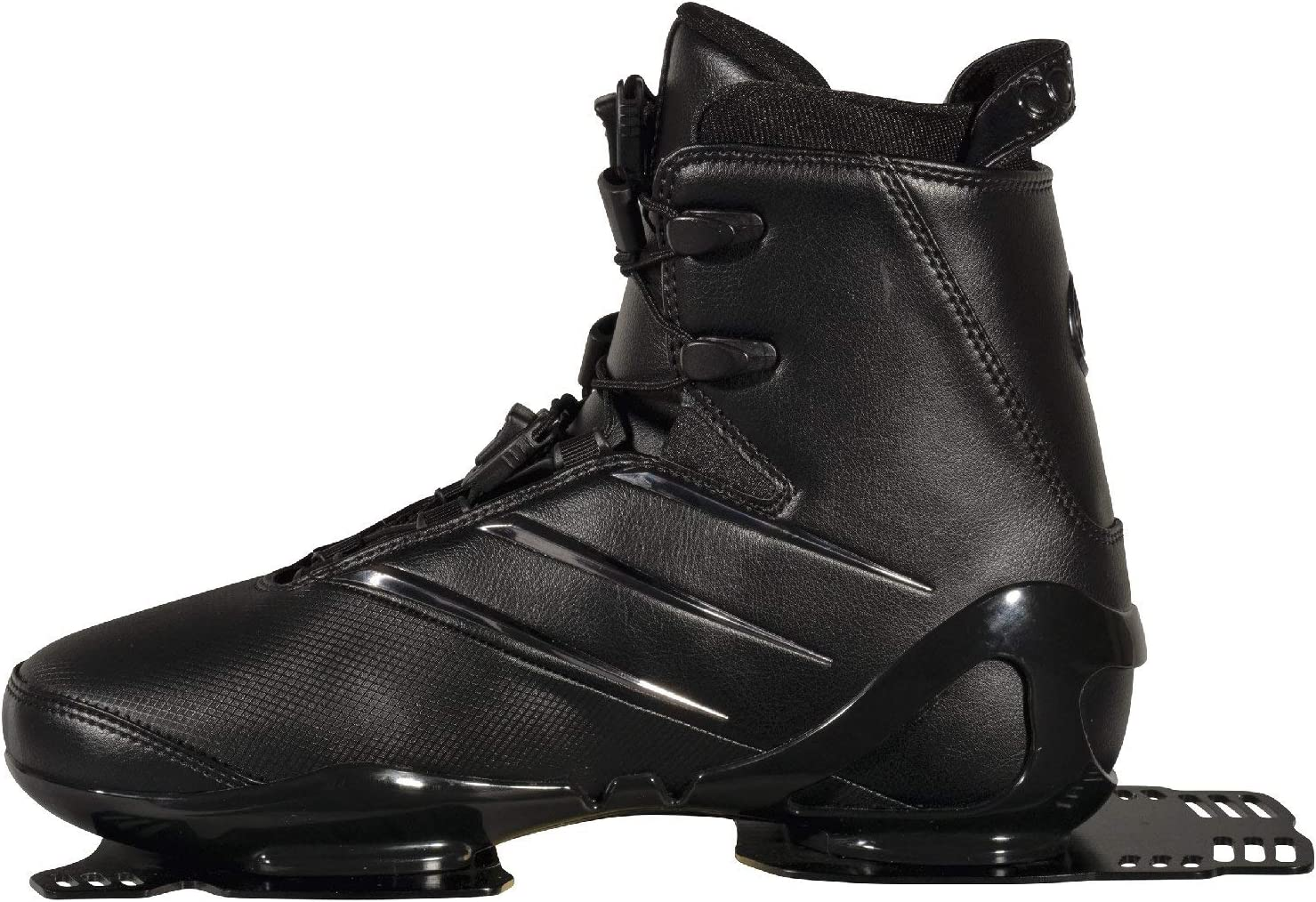 Connelly SALENEW Max 59% OFF very popular 2020 Sync Black Chrome Waterski Boot-Left Rear Small