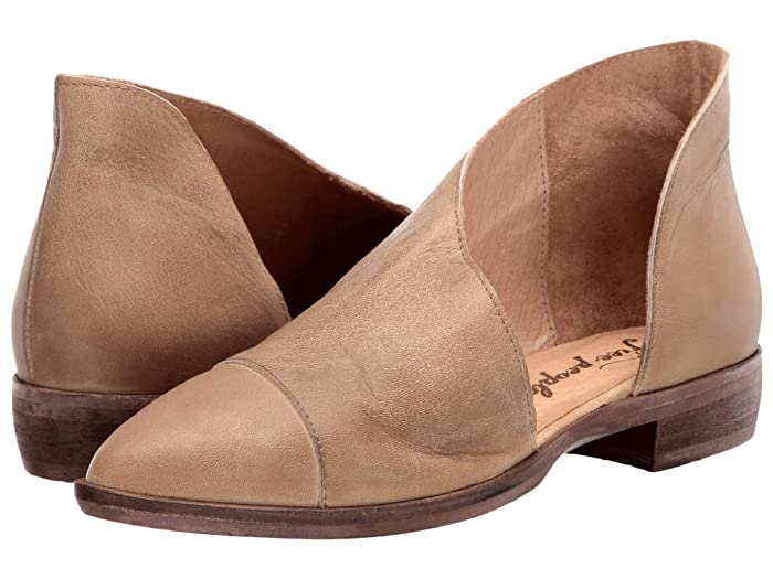 Free People  Royale Flat (Brown) Womens Flat Shoes