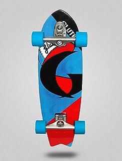 Glutier Surfskate with T12 Surf Skate Trucks. Hyps...