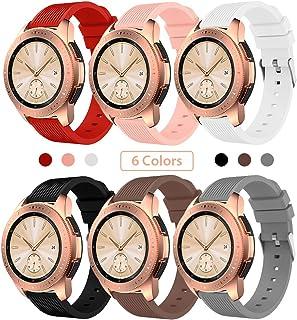 Sundaree Compatible con Correa Galaxy Watch 42MM/Galaxy Watc