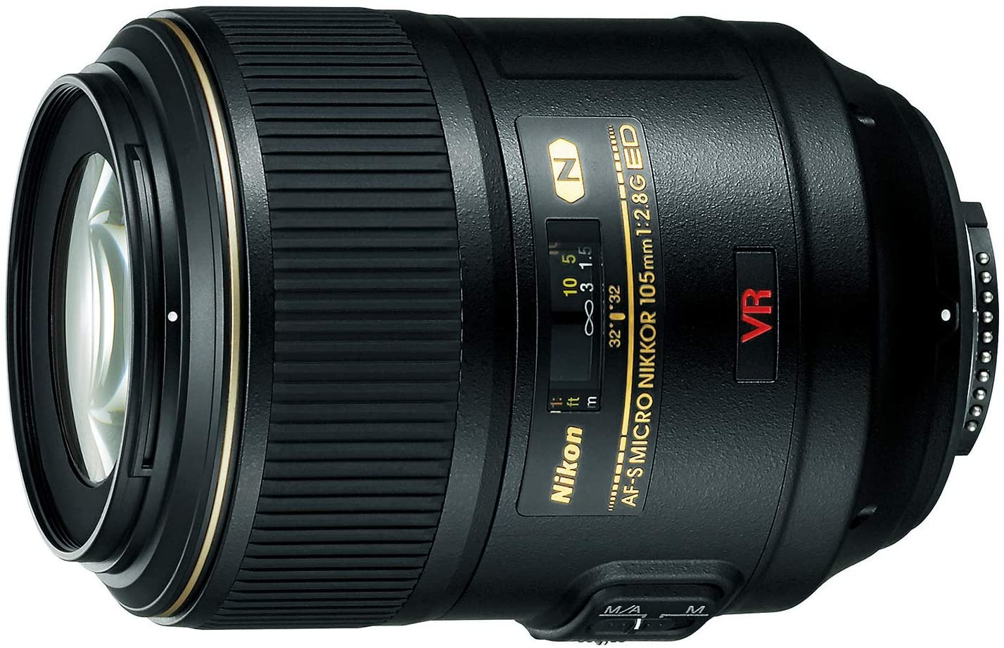 Nikon 単焦点マイクロレンズ AF-S VR Micro Nikkor 105mm f/2.8 G