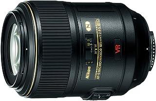Nikon Obiettivo Nikkor AF-S VR Micro-Nikkor 105 mm f/2.8G IF-ED, Nero [Versione EU]