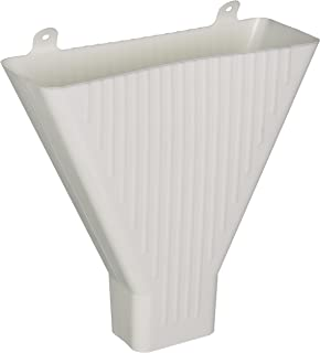 AMERIMAX HOME PRODUCTS 85208 Plastic Funnel, White