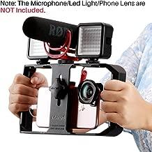 ULANZI U Rig Pro Smartphone Video Rig, Filmmaking Case, Phone Video Stabilizer Grip..