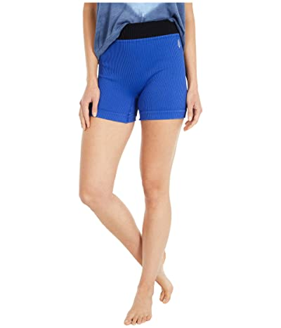 FP Movement Seamless Shorts (Indigo Blue) Women