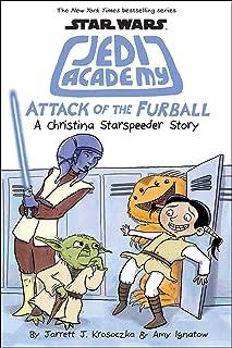 Attack of the Furball (Star Wars: Jedi Academy #8), 8
