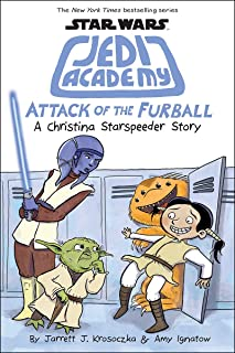 Attack of the Furball (Star Wars: Jedi Academy#8) (8)
