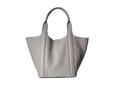Botkier Nomad Tote (Silver/Grey) Tote Handbags