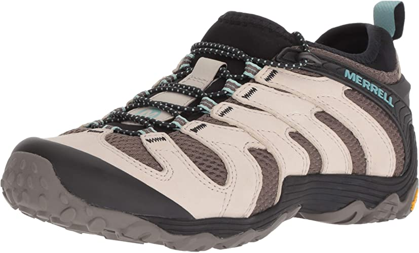Merrell Wohommes Chameleon 7 Stretch Hiking chaussures, argent Lining, 09.5 M US