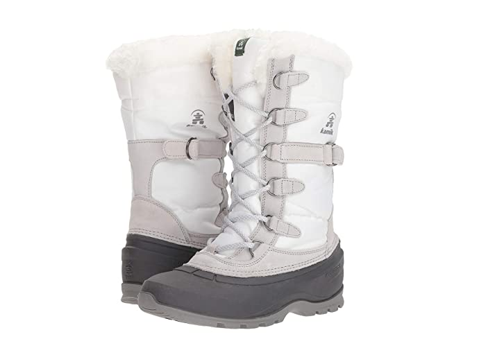 Kamik  SnoValley 2 (White) Womens Cold Weather Boots