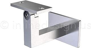 Best steel handrail brackets Reviews