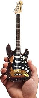 Guitar STEVIE RAY VAUGHAN Licensed Fender Strat - SRV Number One Mini Guitar