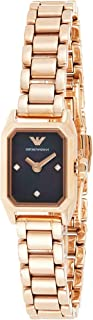 Emporio Armani Ladies Wrist Watch, Rose Gold AR11247