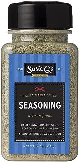 Susie Q's Santa Maria Style Seasoning - Small Shaker