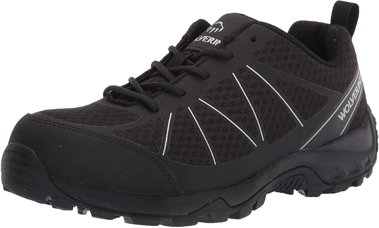 Wolverine Men's Amherst Ii Beauty products Max 44% OFF CarbonMax Industrial Work Boot Shoe