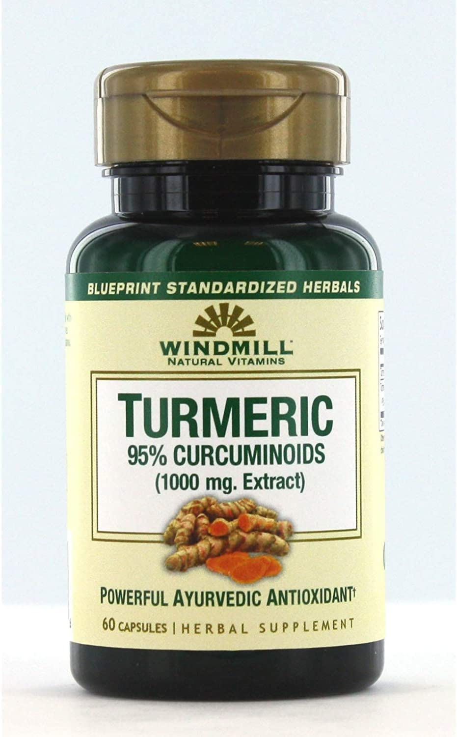 Windmill Turmeric 60 Capsules 2 Pack High order Department store of