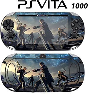 Skin Decal Cover Sticker for Sony PlayStation PS Vita (PCH-1000) - Final Fantasy XV