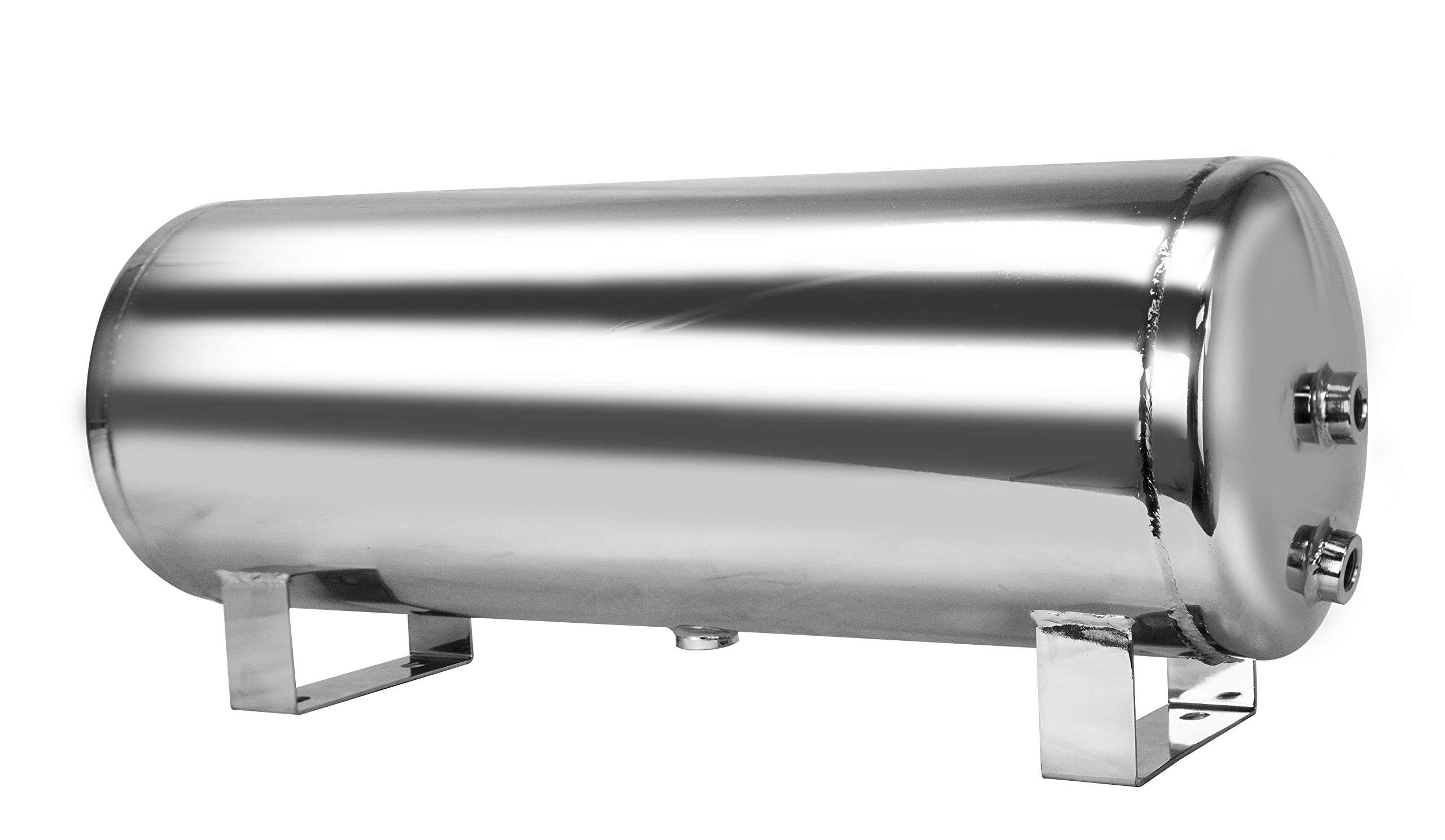 Mototeks Inc Gallon Chrome Suspension