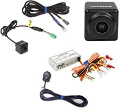 Alpine Weather Resistant Multi-View Front+Rear Car Camera+Switch View Selector