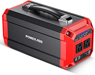 「進化版」Poweradd ポータブル電源 73000mAh/270Wh 家庭用蓄電池 USB/DC/AC出力 地震 停電時 緊急用 防災グッズ 車中泊 電気毛布の使用に最適