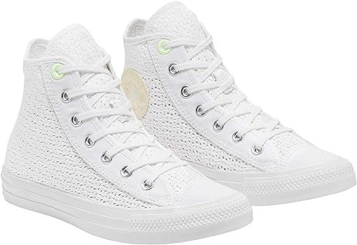 White/Barely Volt/White