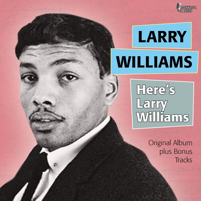 Amazon Music - Larry E.WilliamsのHere's Larry Williams (Original ...