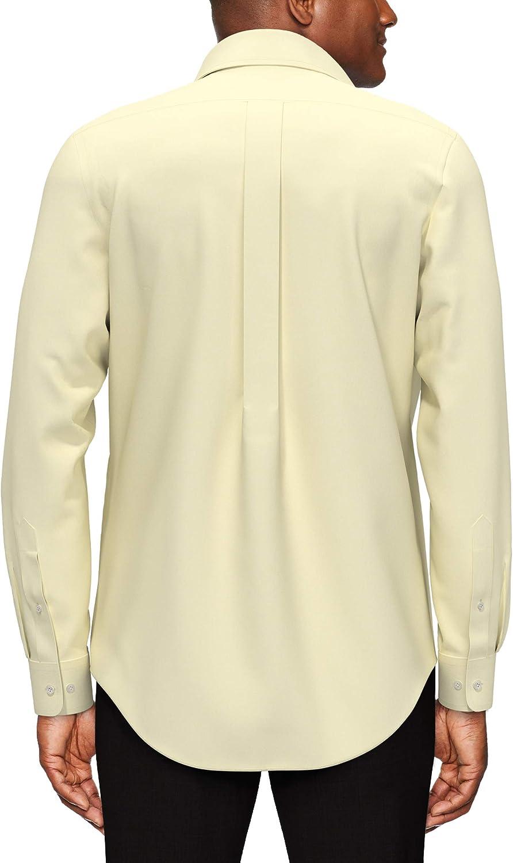 Buttoned Down Herren dress-shirts Tailored Fit Spread-collar Pinpoint Non-iron Dress Shirt Marke