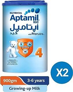 Aptamil Junior 4 Milk 900g, Pack of 2